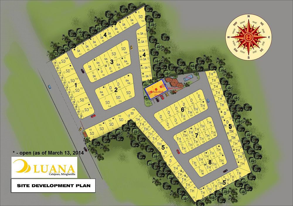 Site Devt Plan 2015