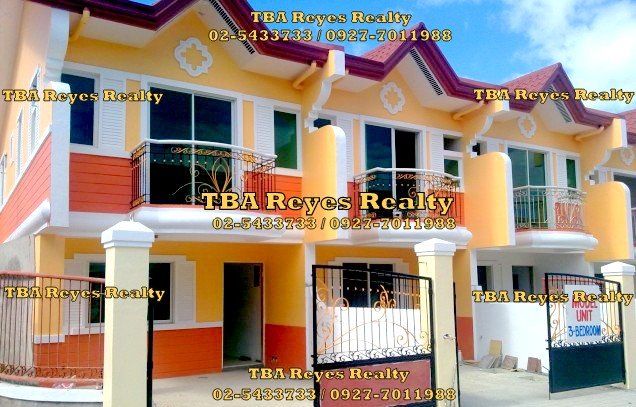 LAS PINAS New Townhouse Near SM Southmall