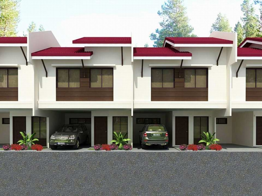 Townhouse Model