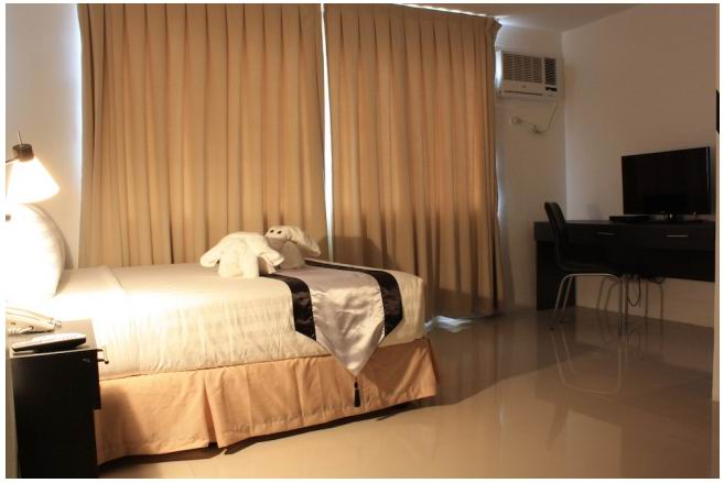 Condotel Bedroom 1
