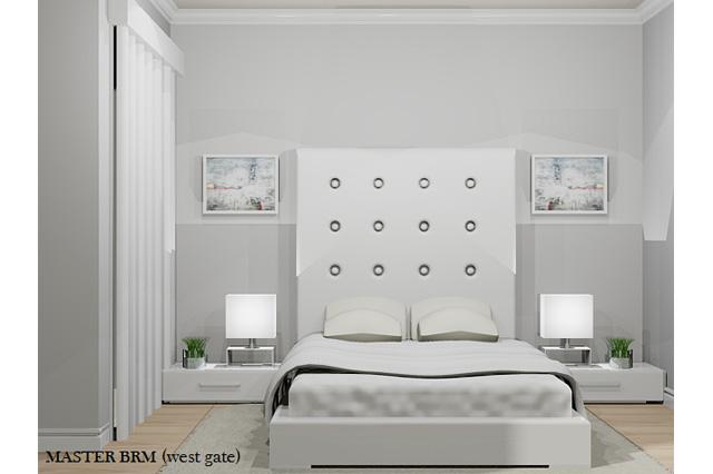 Masters Bedrooms