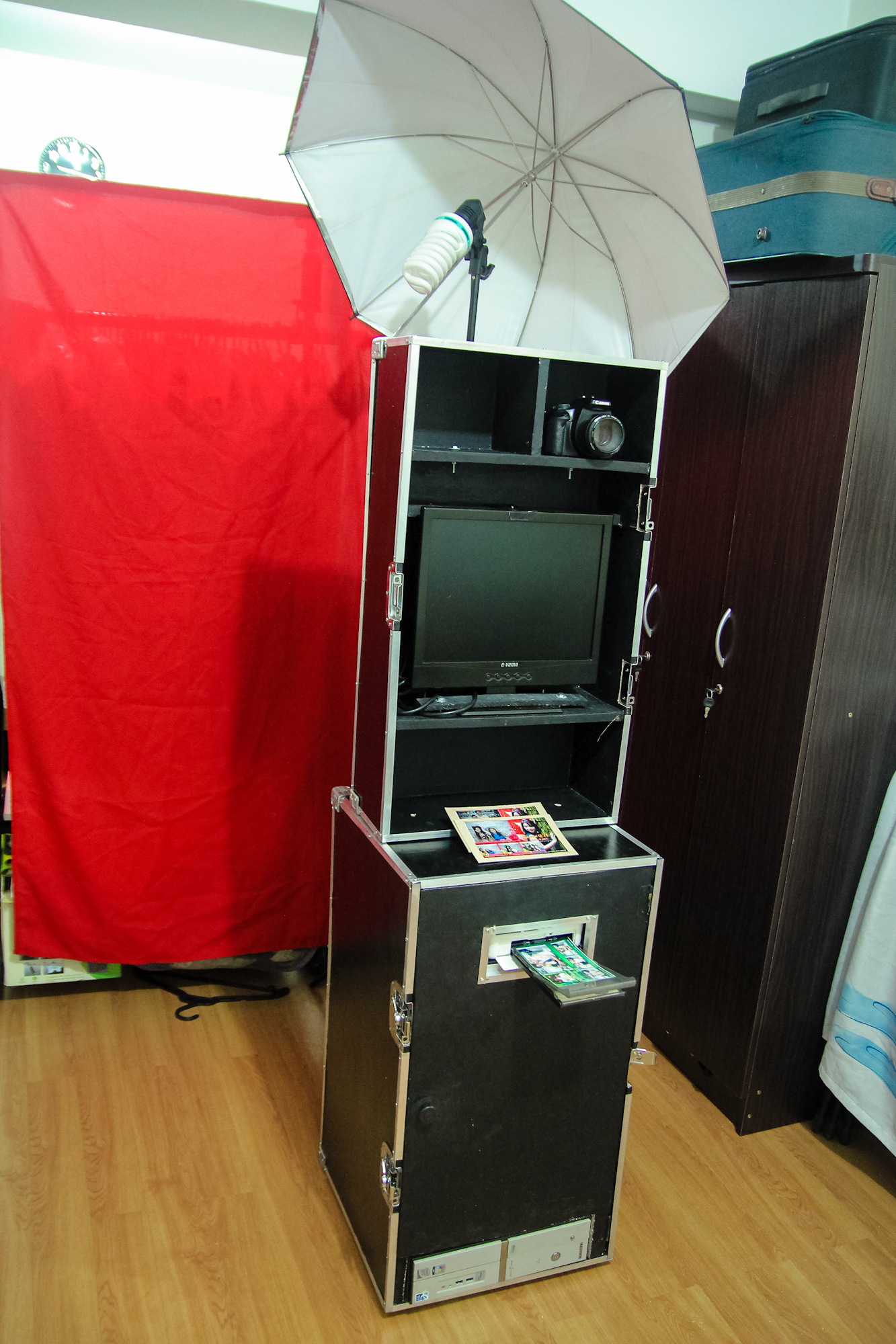 For as low as P56,000 you can have your own Photobooth Business