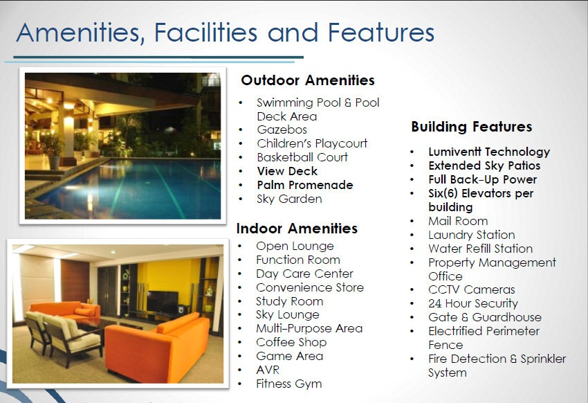 Amenities & Features