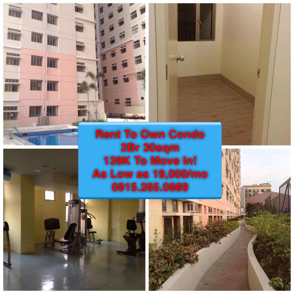 RENT TO OWN: Apartment / Condo / Townhouse Manila Metropolitan Area > San Juan 2