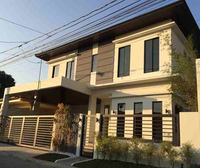 Merville Subdivision Paranaque - Complete List of House and Lots for Sale