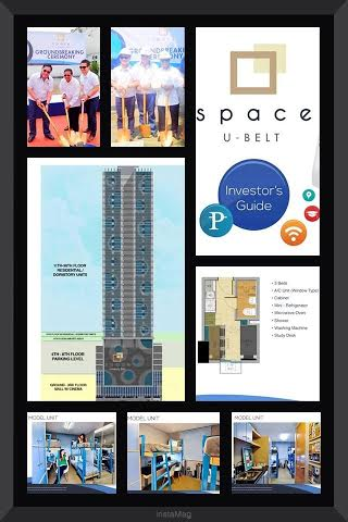 Space U-belt building