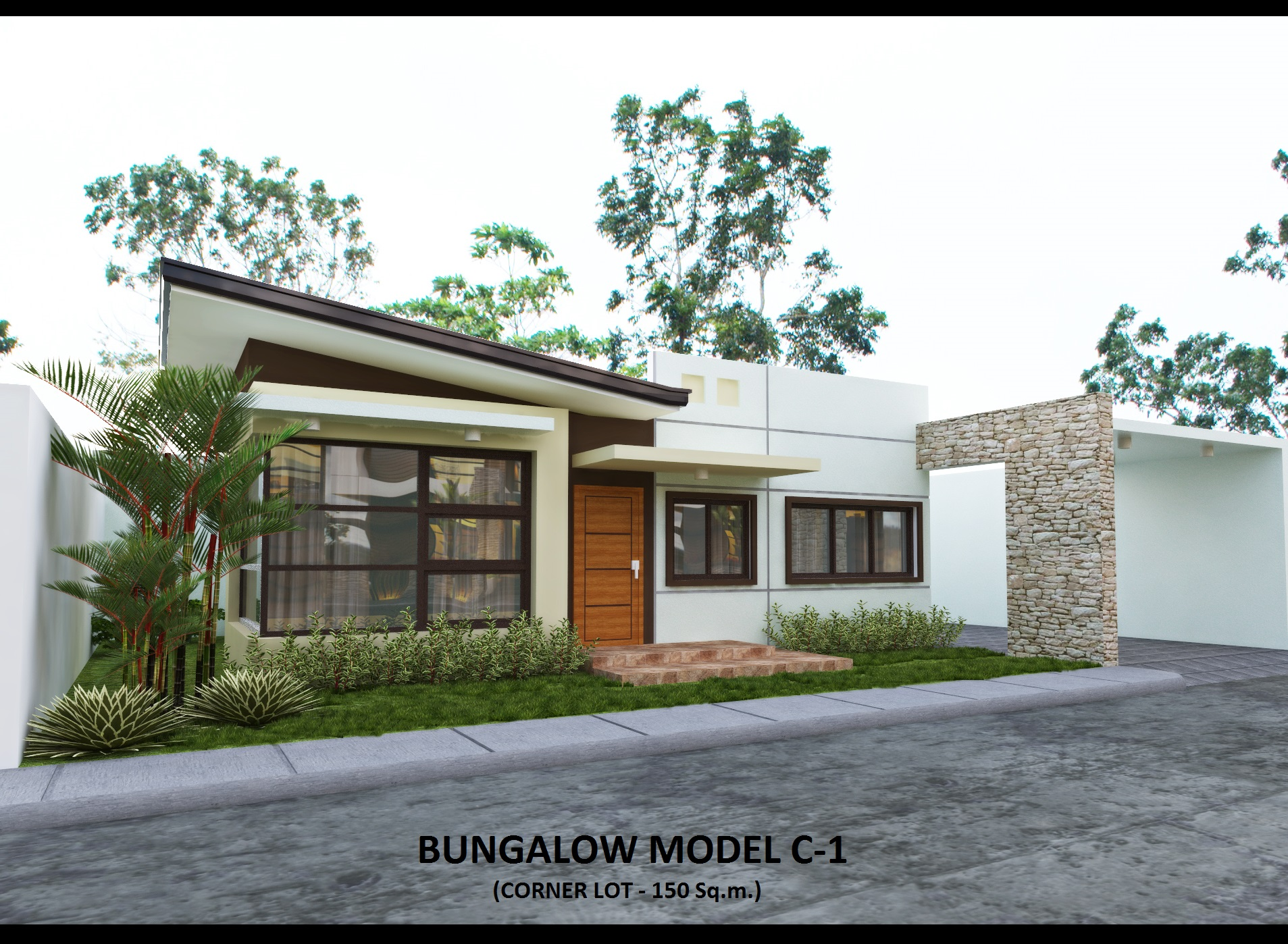 single-bungalow