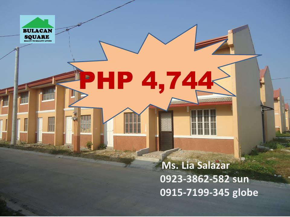 2 storey 2 bedrooms 1 bath and toilet 1 dinner area 1 kitchen area