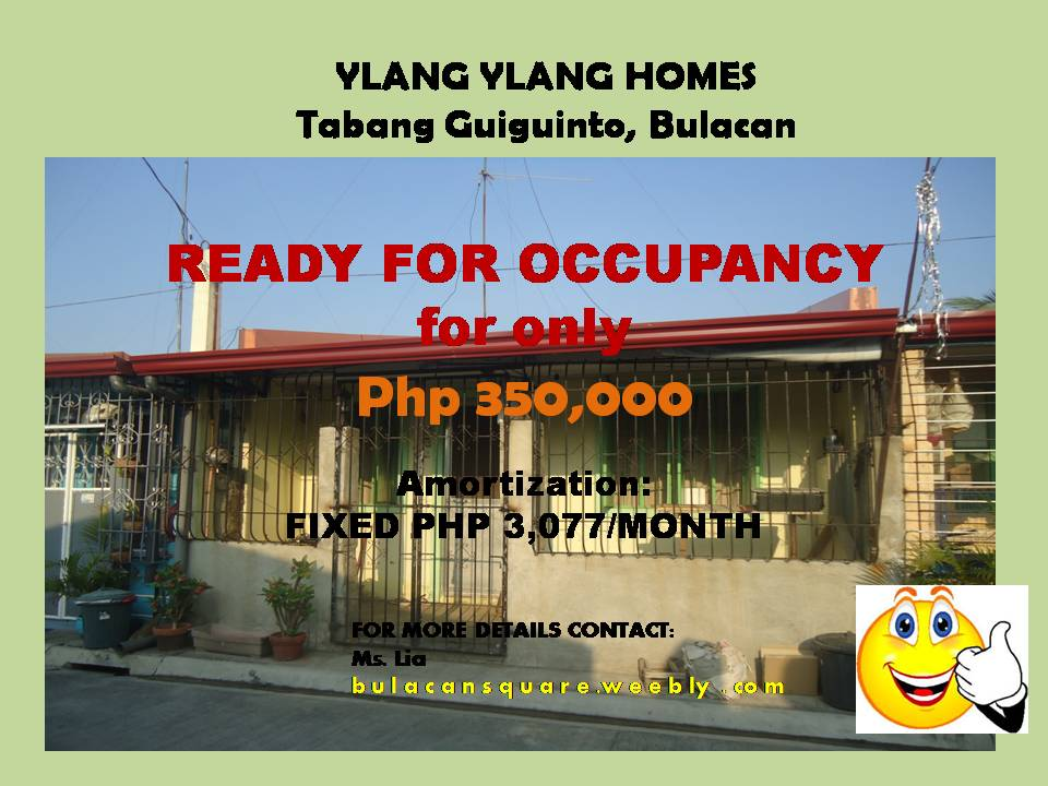 Ready for Occupancy
