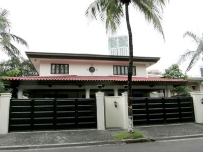 Bel Air Village Makati - List of House and Lots for Sale