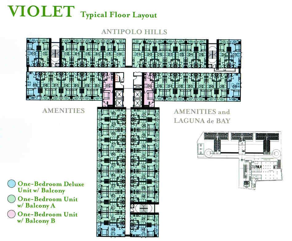 Grsce Violet Floor plan