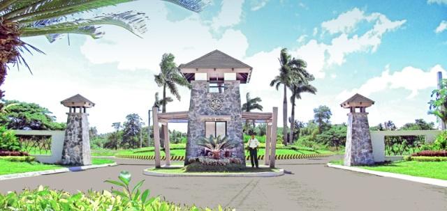 porto laiya entrance guard gate