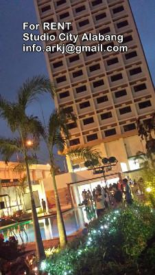FOR RENT / LEASE: Apartment / Condo / Townhouse Manila Metropolitan Area > Alabang 4