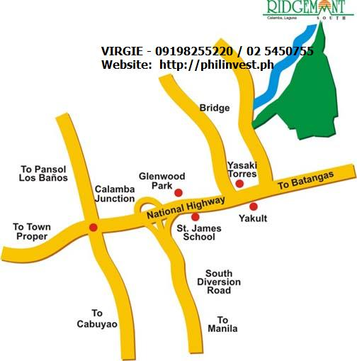 FOR SALE: Lot / Land / Farm Laguna > Calamba 9