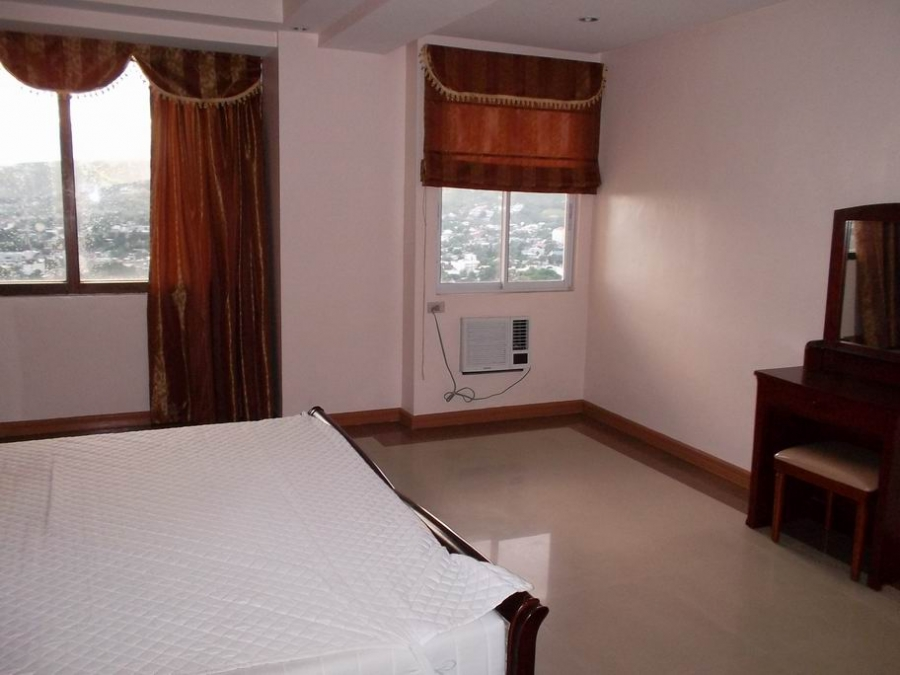 Master's Bedroom with Aircon View
