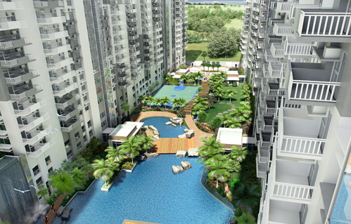 Condo in Pasig Kasara Urban Resort 8k monthly No Down payment