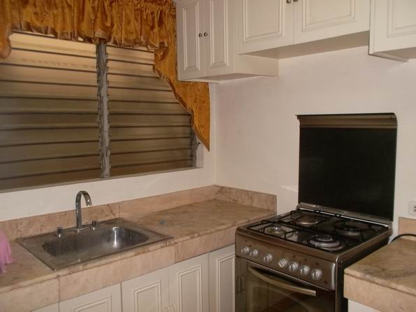 Kitchen & Sink Area