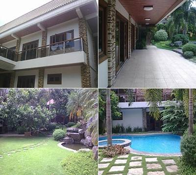 Forbes Park Makati - List of House and Lots for Sale