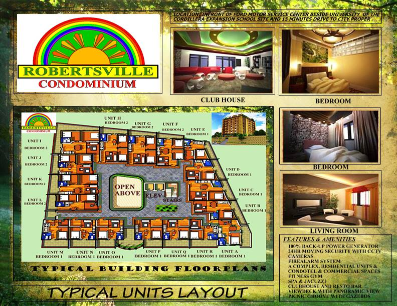 FOR SALE: Apartment / Condo / Townhouse Benguet > Other areas 2