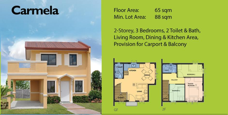 FOR SALE: Apartment / Condo / Townhouse Cavite > Dasmarinas 5