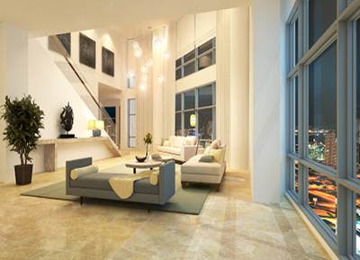 One Roxas Triangle Makati - List of Condos for Sale