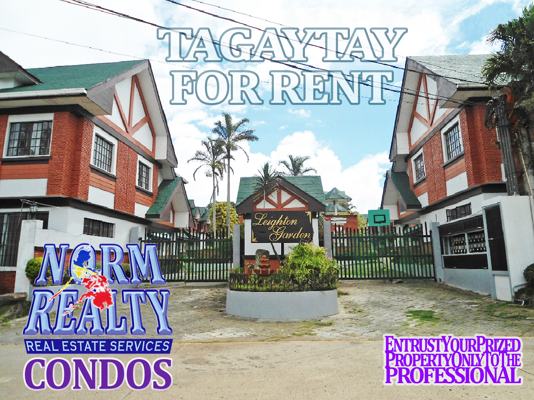 FOR RENT / LEASE: Apartment / Condo / Townhouse Cavite