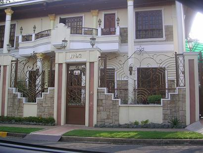 Dasmarinas Village Makati Houses for Rent