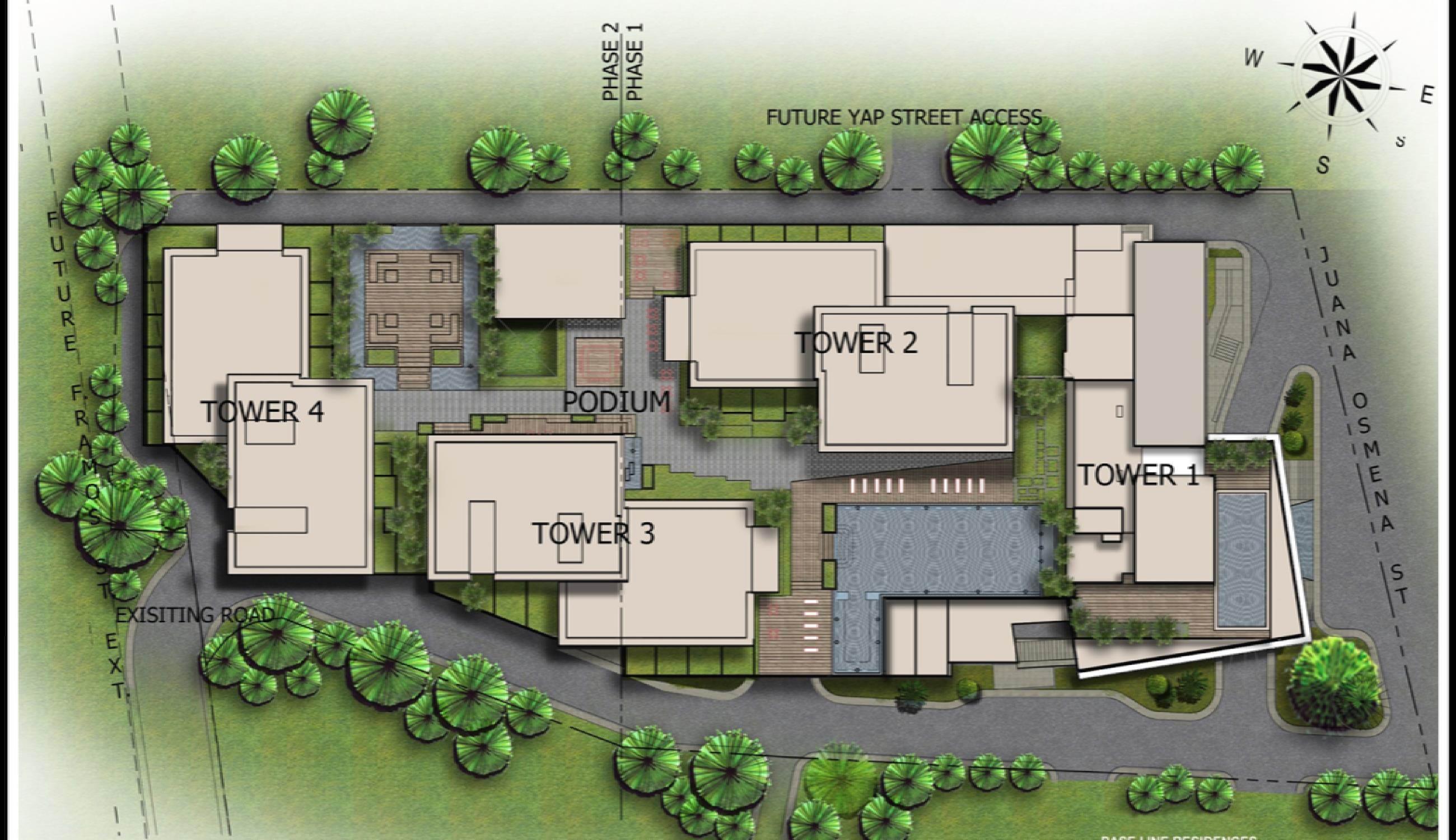 Phase 1 & 2 Site Devt Plan