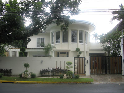 San Lorenzo Village Makati Houses for Sale
