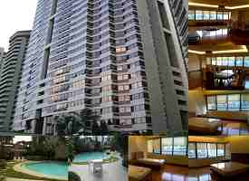 Pacific Plaza Ayala Condos for Sale