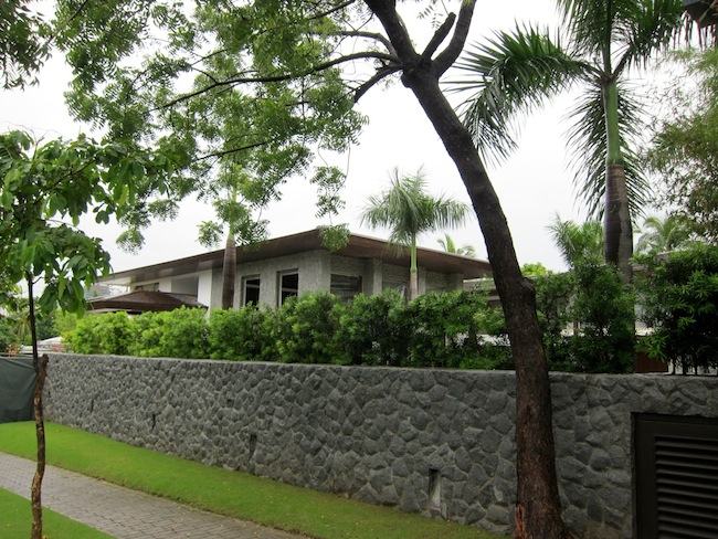 Forbes Park Makati Houses for Rent