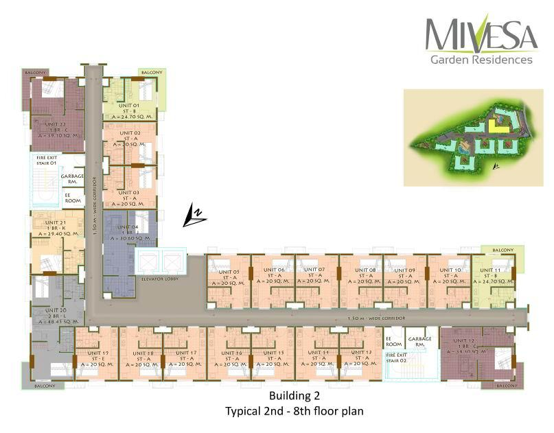 Building 2 Floor Plan