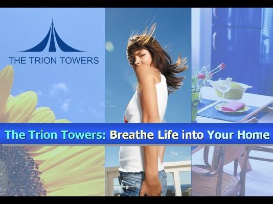 rent to own condo trion towers 09235564517 rico