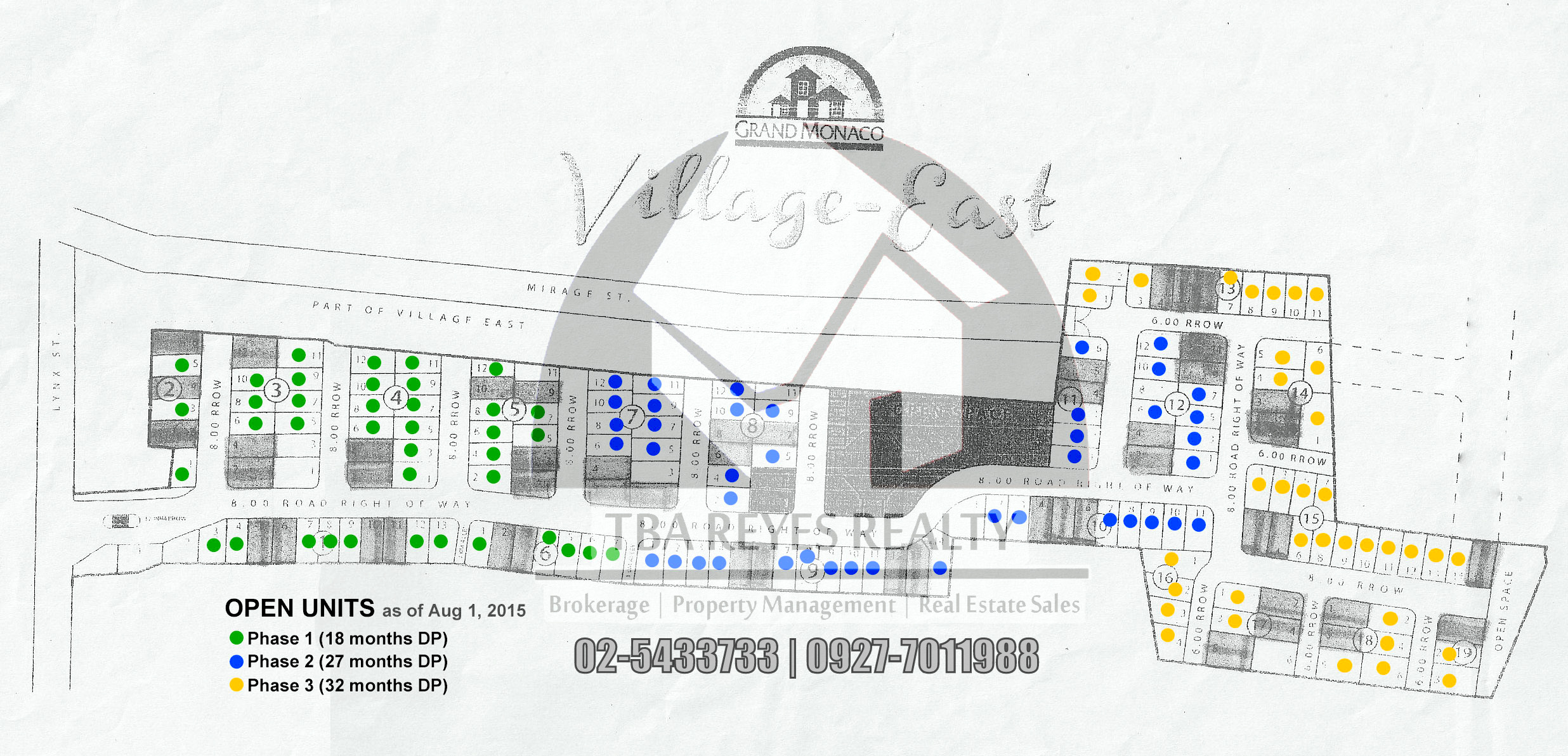 GRAND MONACO IN CAINTA - VILLAGE-EAST