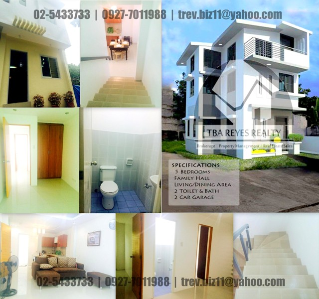 New House and Lot in Quezon City near Commonwealth Avenue
