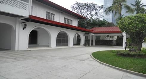 Urdaneta Village Makati - List of House and Lots for Sale
