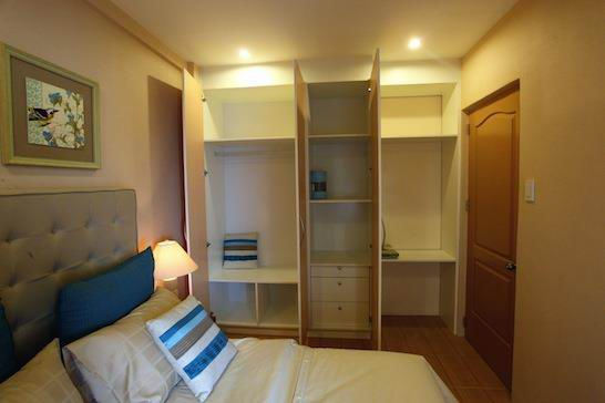 Masters Bedroom with closet