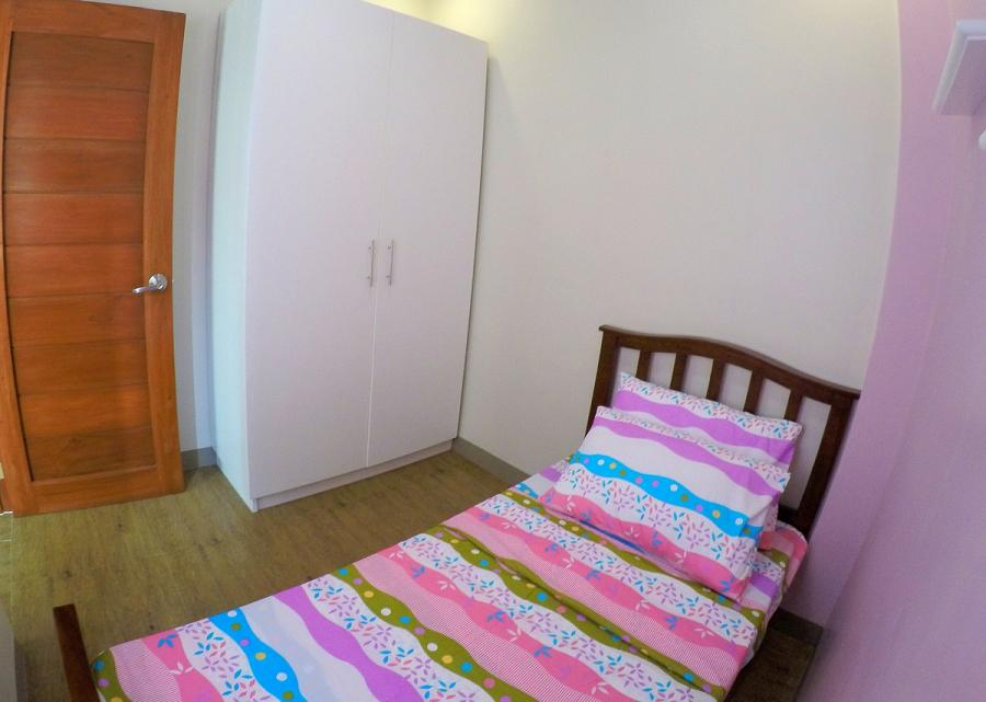 Bedroom 2 with closet