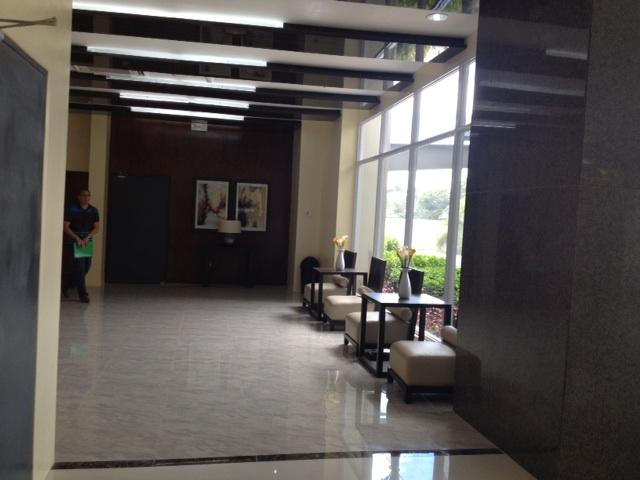 Lobby Facing Elevator