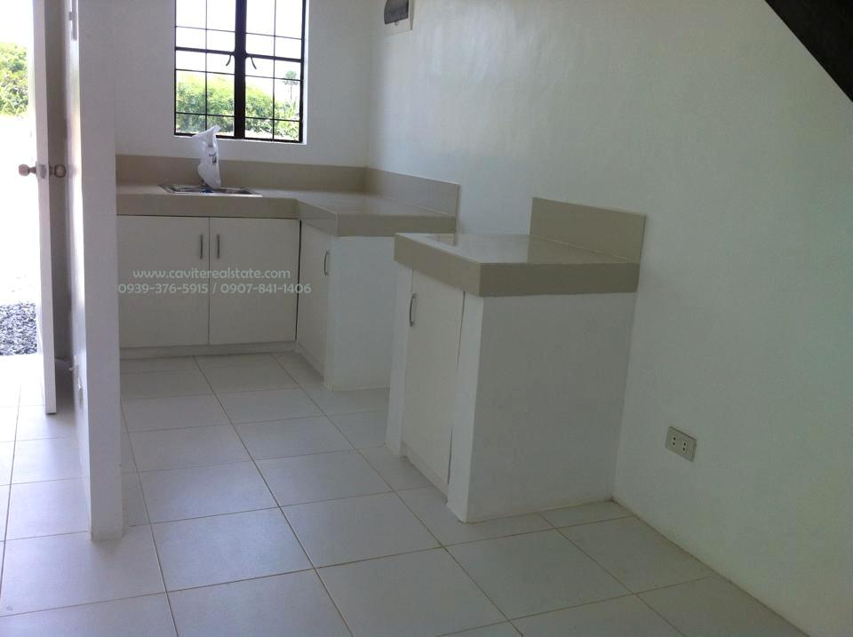 Leia Duplex House Kitchen Area