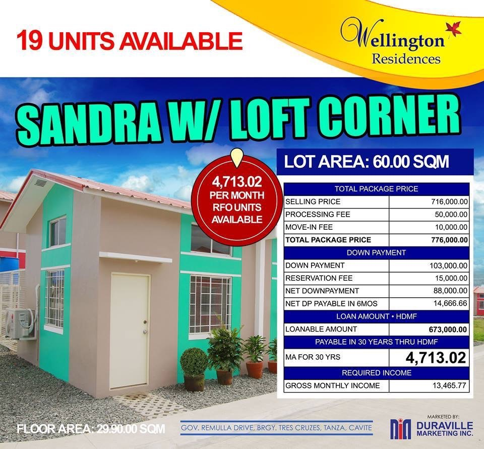 rent to own tanza cavite 09176747343 rico navarro