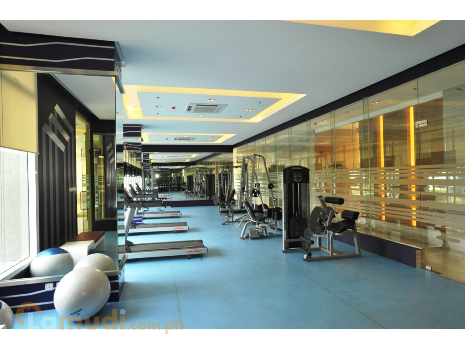 Trion Towers 1 Gym