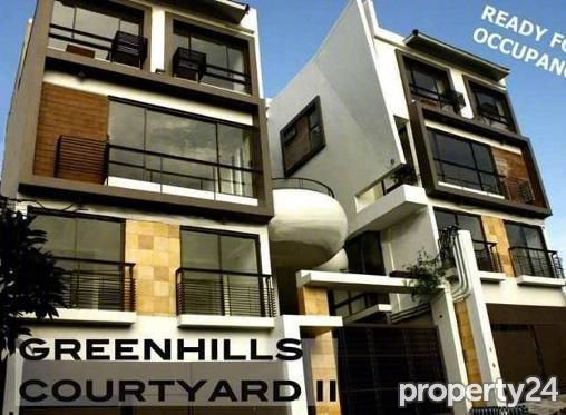 greenhills courtyard house and lot for sale san juan city 09235564517 rico navarro