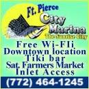 Fort Pierce City Marina 1 Avenue A, Ft. Pierce, FL 34950 (772) 464-1245 Facsimile (772) 464-2589