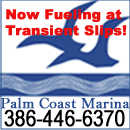 Palm Coast Marina – New Fuel Station! Diesel at transient slips, Gas & Diesel available.