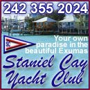 Welcome to the Staniel Cay Yacht Club, your own paradise in the middle of the beautiful Exumas.