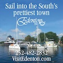 Edenton, NC - the prettiest town in the South!