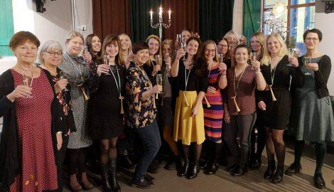 Sista barnmorskekursen på Mittuniversitetet Sundsvall 2020