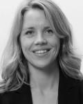 Mia Ahlberg, förbundsordförande