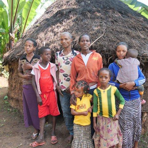Etiopien Ediles familj.jpg